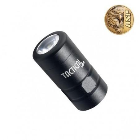 Porte-cartes 3 volets avec Médaille et grade