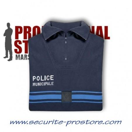 Blouson Polaire GK Police Municipale