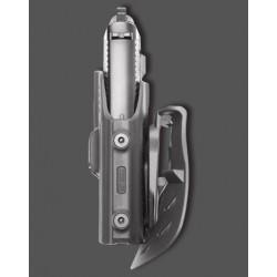 """Pare-soleil the clip """" croix rouge française """""""