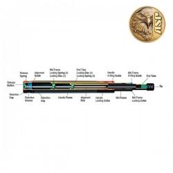 "Pare-soleil the clip "" police p n """
